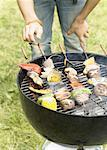 Barbecue Stock Photo - Premium Royalty-Free, Artist: Aflo Relax, Code: 670-02120286