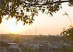 Evening view in the residential district Stock Photo - Premium Royalty-Free, Artist: JTB Photo, Code: 670-02120690