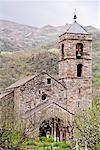 Church of San Felix, Barruera, Boi Valley, Catalunya, Spain    Stock Photo - Premium Rights-Managed, Artist: Mike Randolph, Code: 700-02121254