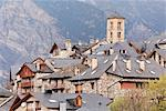 Santa Maria de Taull, Boi Valley, Catalunya, Spain    Stock Photo - Premium Rights-Managed, Artist: Mike Randolph, Code: 700-02121259