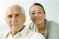 Senior couple, portrait Stock Photo - Premium Royalty-Freenull, Code: 632-02127878