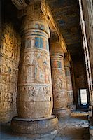 egyptian hieroglyphics - Madinat Habu Temple, West Bank, Luxor, Egypt    Stock Photo - Premium Royalty-Freenull, Code: 600-02128963