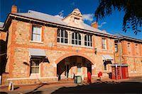 Historic Post Office, York, Western Australia, Australia    Stock Photo - Premium Royalty-Freenull, Code: 600-02129009