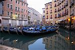 Gondola Yard, Venice, Italy    Stock Photo - Premium Rights-Managed, Artist: Derek Shapton, Code: 700-02129082