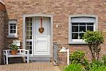 Exterior of House, Germany    Stock Photo - Premium Rights-Managed, Artist: Lothar Wels, Code: 700-02130823