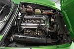 Engine of 1972 Alfa Romeo 2000 Spider Voloce    Stock Photo - Premium Rights-Managed, Artist: Michael Mahovlich, Code: 700-02130842