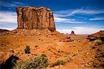 Monument Valley, Utah, USA    Stock Photo - Premium Rights-Managed, Artist: R. Ian Lloyd, Code: 700-02175720