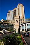 The Palazzo Hotel, Paradise, Las Vegas, Utah, USA    Stock Photo - Premium Rights-Managed, Artist: R. Ian Lloyd, Code: 700-02175824