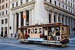 Streetcar in San Francisco, California, USA