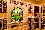 Wine Cellar    Stock Photo - Premium Rights-Managed, Artist: David Papazian, Code: 700-02176417