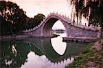 Bridge by Kunming Lake, Summer Palace, Beijing, China