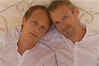 Couple in Bed    Stock Photo - Premium Rights-Managednull, Code: 700-02198266