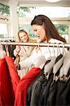 Women in Clothing Store    Stock Photo - Premium Rights-Managed, Artist: AL ACCARDO, Code: 700-02198360