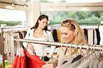 Women in Clothing Store    Stock Photo - Premium Rights-Managed, Artist: AL ACCARDO, Code: 700-02198362