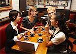 Business People in Restaurant    Stock Photo - Premium Royalty-Free, Artist: Masterfile, Code: 600-02199832