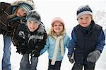 Children Skating    Stock Photo - Premium Royalty-Free, Artist: Masterfile, Code: 600-02200092