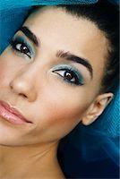 Portrait of Woman    Stock Photo - Premium Royalty-Freenull, Code: 600-02200226