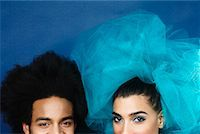 Portrait of Couple    Stock Photo - Premium Royalty-Freenull, Code: 600-02200233