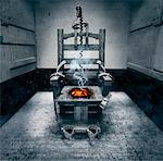 Electric Chair    Stock Photo - Premium Rights-Managed, Artist: Philip Rostron, Code: 700-02200366