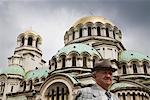 Alexander Nevsky Cathedral, Sofia, Bulgaria    Stock Photo - Premium Rights-Managed, Artist: Siephoto, Code: 700-02200765