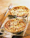 Quiche lorraine Stock Photo - Premium Royalty-Free, Artist: Michael Goldman, Code: 652-02221384