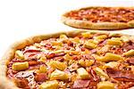 Close-Up of Pizzas    Stock Photo - Premium Royalty-Free, Artist: David Papazian, Code: 600-02222906