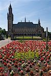 Exterior of Peace Palace, The Hague, South Holland, Netherlands    Stock Photo - Premium Rights-Managed, Artist: Ben Seelt, Code: 700-02223010