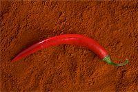 Pepperoni on cocoa Stock Photo - Premium Royalty-Freenull, Code: 628-02228100