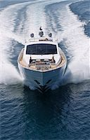 ships at sea - Luxury Yacht at Sea    Stock Photo - Premium Royalty-Freenull, Code: 600-02244968