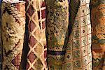 Fabrics on Display, Morocco