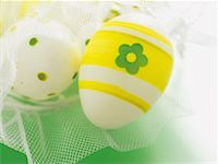 Close-up of Easter Eggs    Stock Photo - Premium Rights-Managednull, Code: 700-02245176
