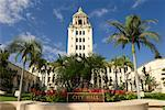Beverly Hills City Hall, Los Angeles, California, USA