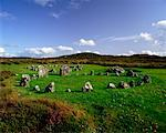 Beaghmore Stone Circles, Co. Tyrone, Ireland