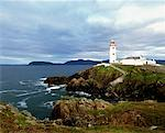 Fanad Head Lighthouse, Co Donegal Ireland    Stock Photo - Premium Rights-Managed, Artist: IIC, Code: 832-02252730