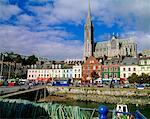 St Colman's Cathedral, Cork Harbour Cobh, County Cork, Ireland