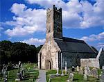 Clonfert Cathedral, Clonfert, Co Galway, Ireland