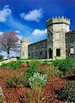 Derry, Dungiven castle    Stock Photo - Premium Rights-Managed, Artist: IIC, Code: 832-02252892
