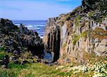 The Devil's Bridge, Malin Head, Co Donegal, Ireland    Stock Photo - Premium Rights-Managed, Artist: IIC, Code: 832-02253110