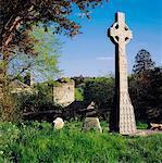 Moone High Cross, Co Kildare, Ireland