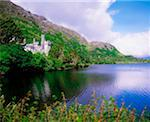 Co Galway, Ireland, Kylemore Abbey    Stock Photo - Premium Rights-Managed, Artist: IIC, Code: 832-02253186