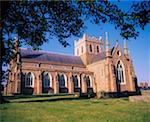 St. Patrick's Cathedral, Co Armagh, Ireland    Stock Photo - Premium Rights-Managed, Artist: IIC, Code: 832-02253217