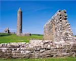 Devenish Monastic Site, Co Fermanagh, Ireland