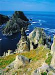 Banbas Crown, Malin Head, Co Donegal, Ireland    Stock Photo - Premium Rights-Managed, Artist: IIC, Code: 832-02253367