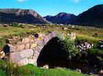 Co Donegal, Bridge Over River Owenwee    Stock Photo - Premium Rights-Managed, Artist: IIC, Code: 832-02253394