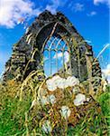 Athenry Dominican Priory, Co Galway, Ireland Athenry, 1Remains of lancet window from the 13th Century Priory