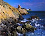 Baily Lighthouse, Howth Head, Co Dublin, Ireland
