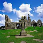 Co Offaly, Clonmacnoise    Stock Photo - Premium Rights-Managed, Artist: IIC, Code: 832-02253531