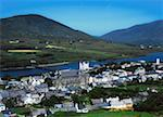 Co Kerry, Cahersiveen    Stock Photo - Premium Rights-Managed, Artist: IIC, Code: 832-02253974