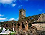 Celtic Archaeology, Ancient Abbeys, Baltinglass Abbey    Stock Photo - Premium Rights-Managed, Artist: IIC, Code: 832-02254497