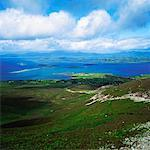 Co Mayo, Croagh Patrick Pilgrimage, And Clew Bay    Stock Photo - Premium Rights-Managed, Artist: IIC, Code: 832-02254535
